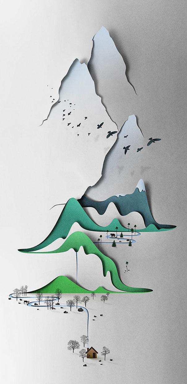 Curiosités et fourre-tout - Page 10 Paper-art-17-1