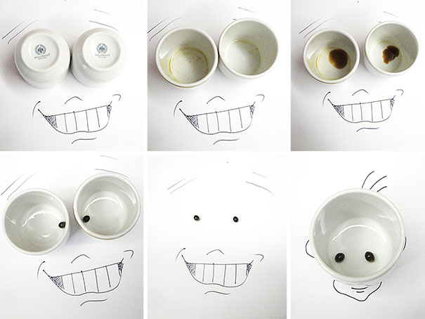 Artist Turns Everyday Objects Into Imaginative Illustrations