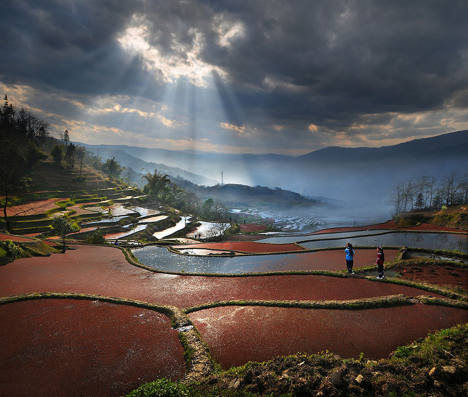 Breathtaking Photos Of Asian Landscapes And People By Weerapong