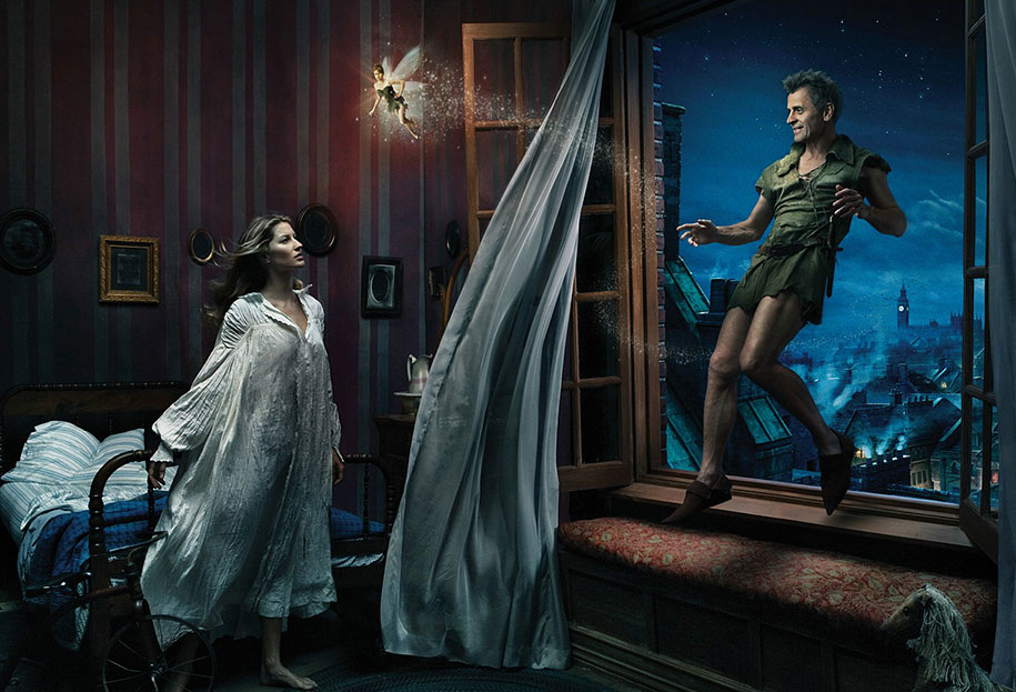 Annie Leibovitz's Image Gallery of Disney Dream Portraits ...