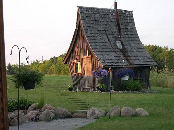Υπέροχα σπίτια, βγαλμένα από τα παραμύθια