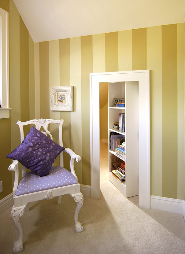20 Secret Rooms That Bring Fantasy Into Everyday Life