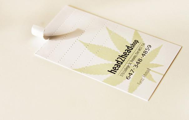 30 of the most creative business card designs advertising reheart Choice Image