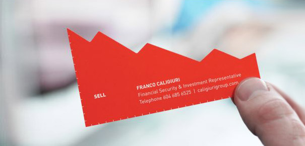 30 of the most creative business card designs advertising agency rethink colourmoves
