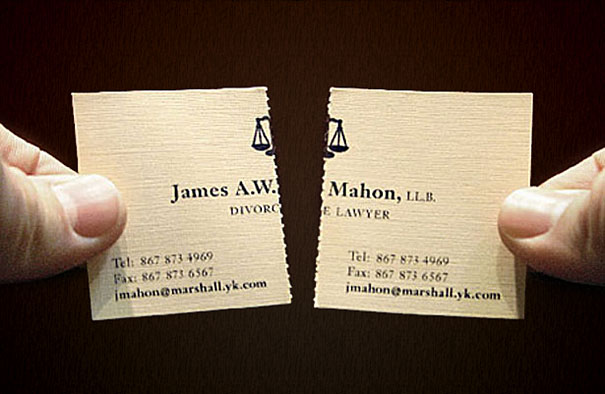30 of the most creative business card designs notice that the card colourmoves