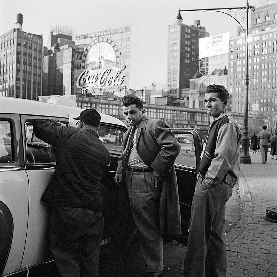 almost lost 1950 60s street photos of nyc and chicago by vivian maier. Black Bedroom Furniture Sets. Home Design Ideas