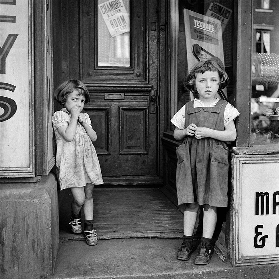Almost Lost 1950-60s Street Photos Of NYC And Chicago By ...  Retro