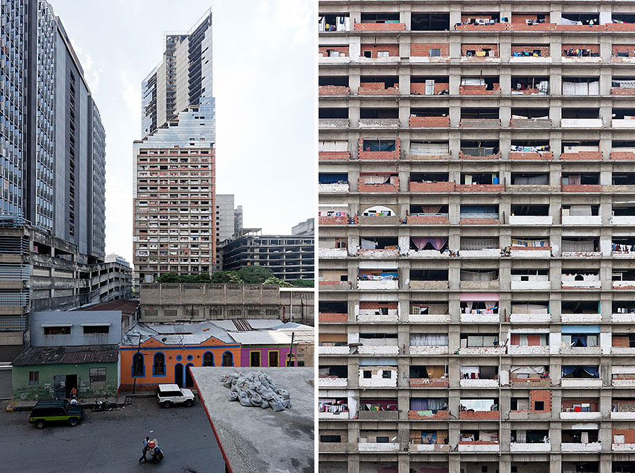 This Abandoned Office Tower In Caracas Is The World S
