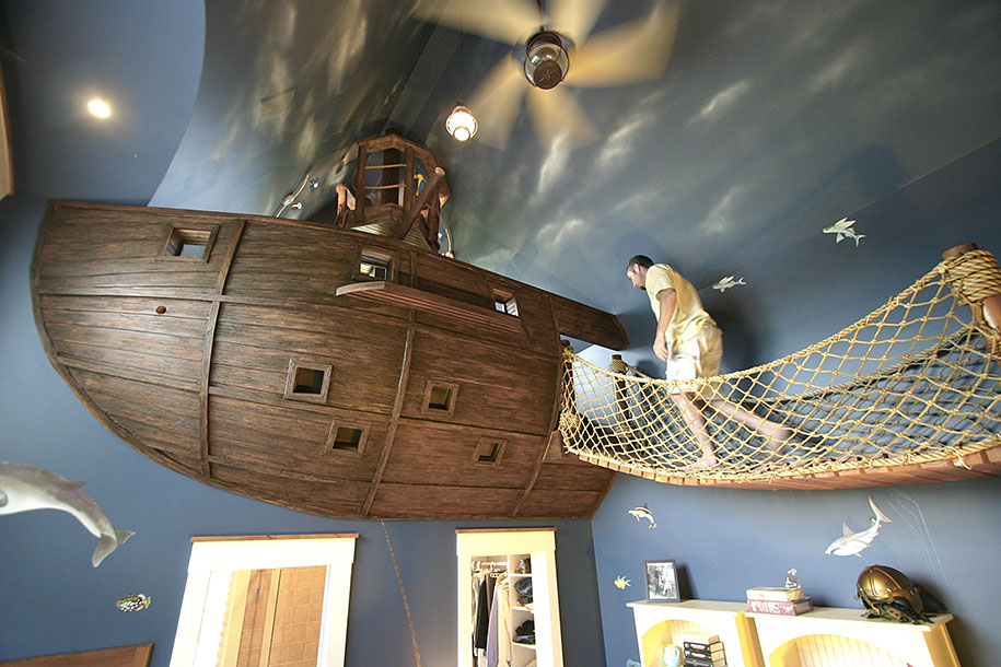 22 Of The Most Magical Bedroom Interiors For Kids