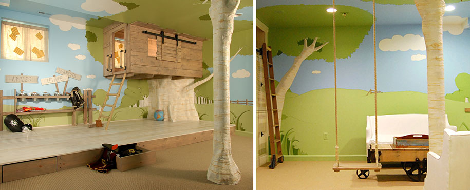 Tree House Bedroom Part 31