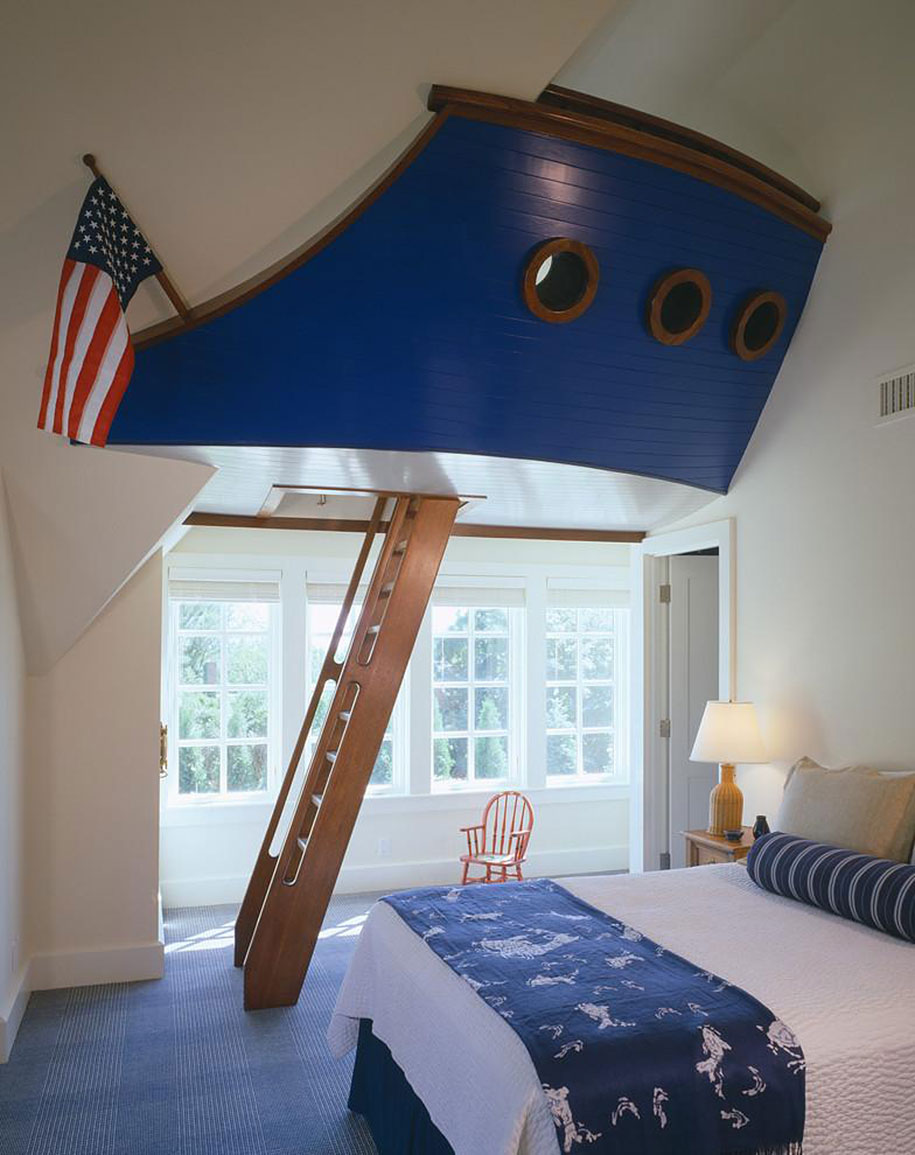 22 of the most magical bedroom interiors for kids - Bedroom designs for kids children ...