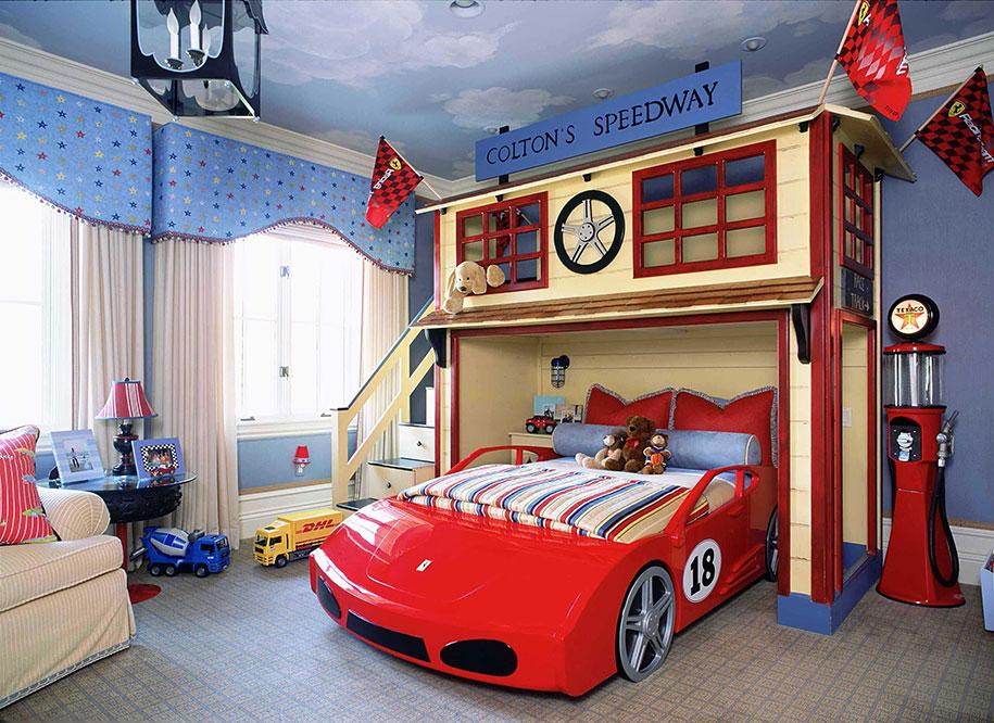 Children rooms creative ideas interior design 24