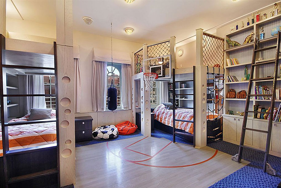 22 Of The Most Magical Bedroom Interiors For Kids Demilked