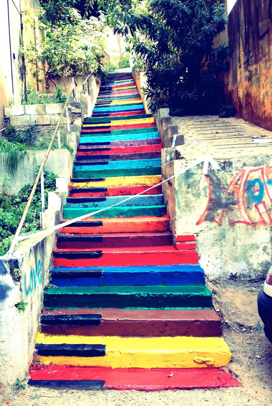 Картины и картинки - Страница 7 Creative-beautiful-steps-stairs-street-art-15