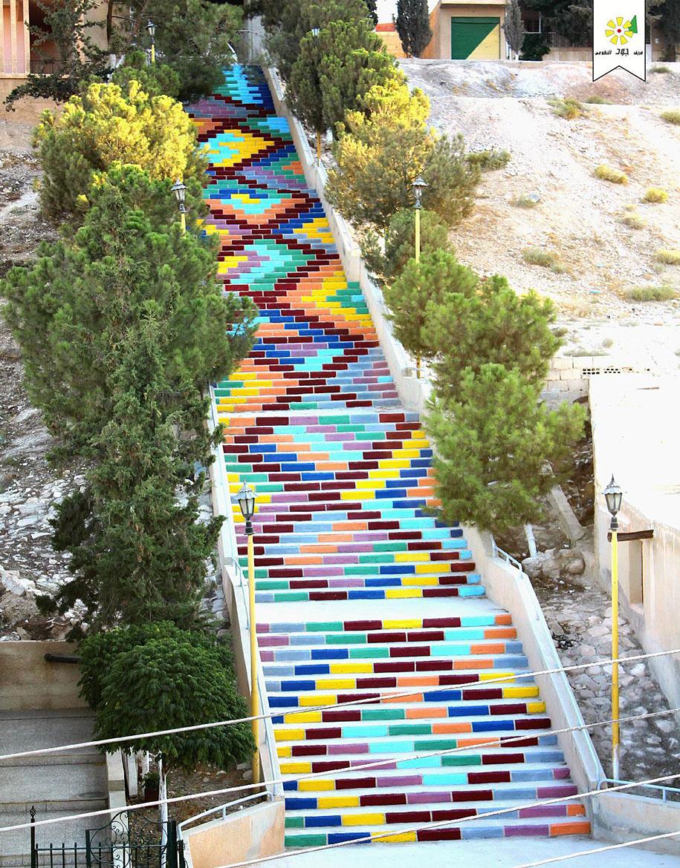 Картины и картинки - Страница 7 Creative-beautiful-steps-stairs-street-art-5