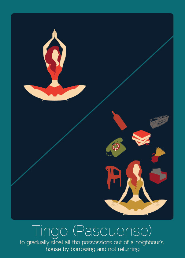 30 untranslatable words from different languages illustrated by 3 tingo pascuense stopboris Choice Image