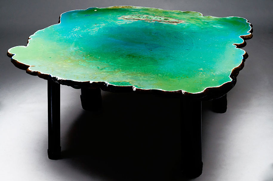 15 cool tables that will take your interior to the next level for Cool table designs
