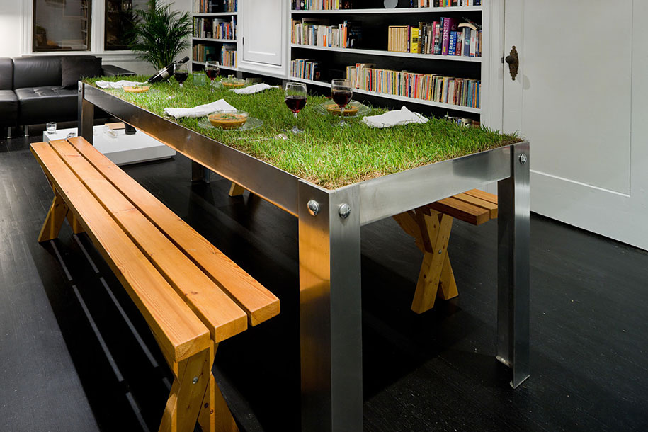 15 cool tables that will take your interior to the next level Creative interior design