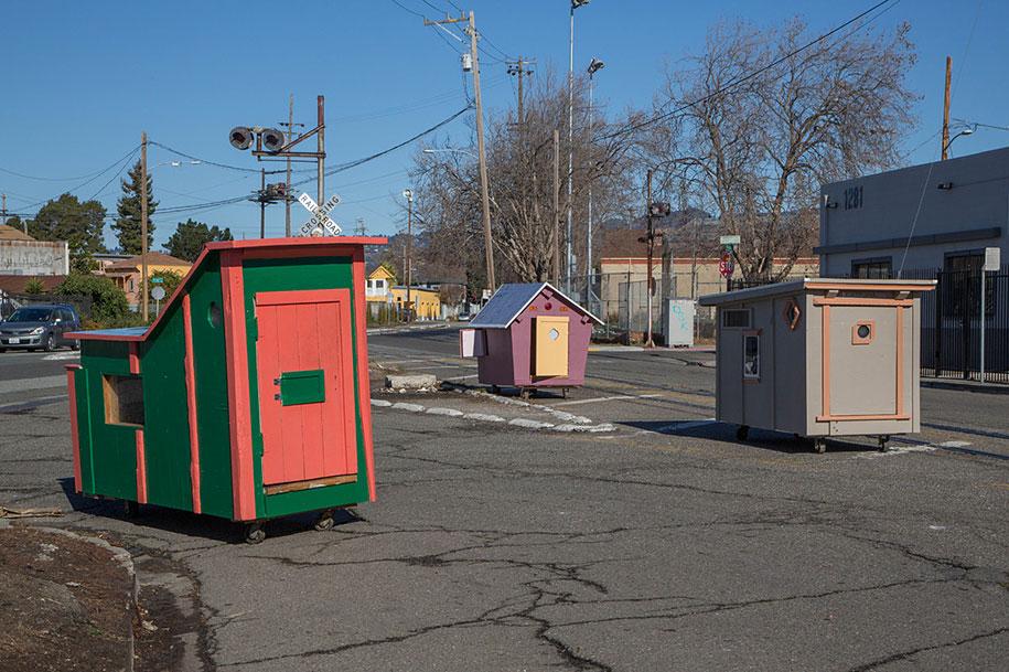 24k shares artist creates mobile homes