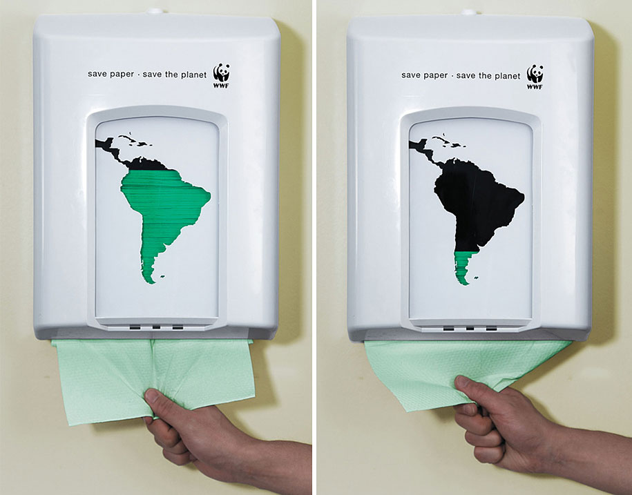 42 Of The Most Powerful Social And Environmental Ads That