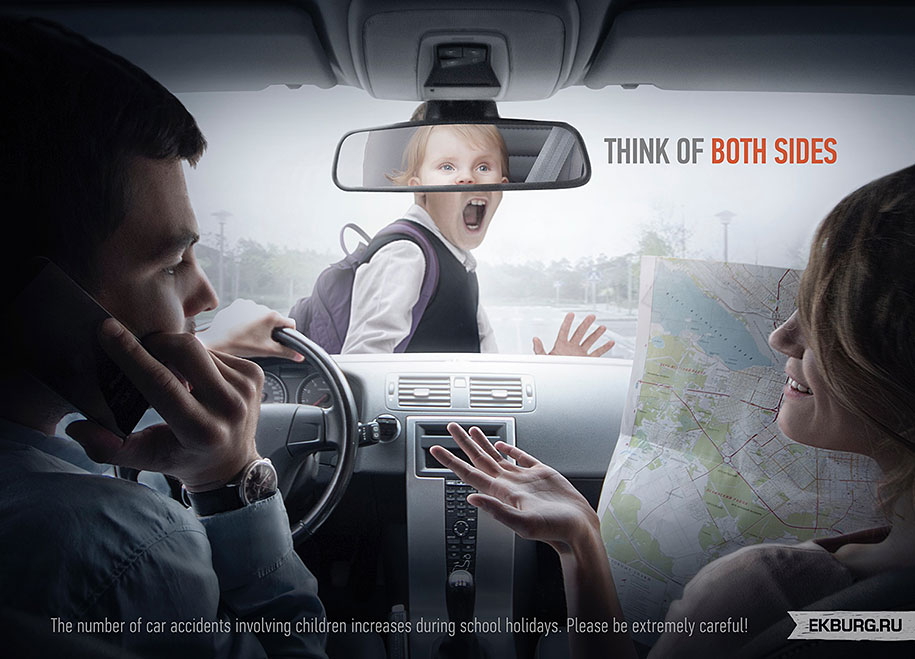 Cell Phone Texting While Driving
