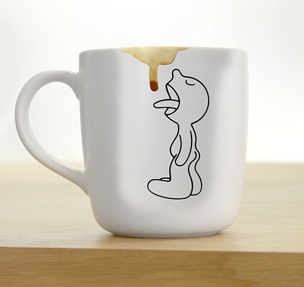 creative cups mugs design 15 - Mug Design Ideas