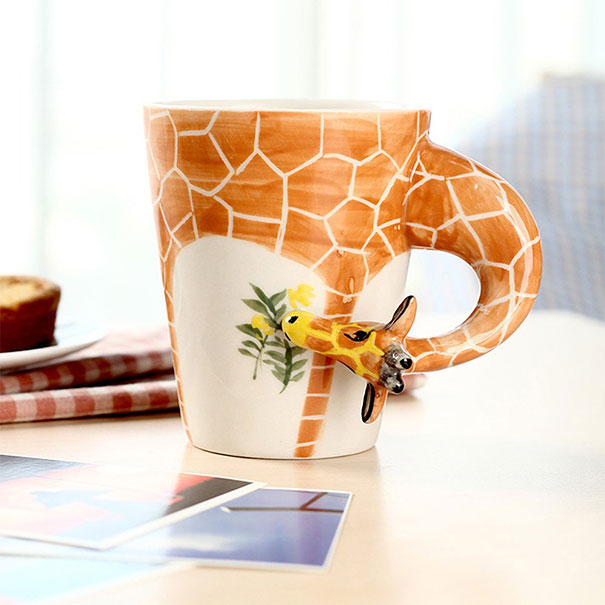 Cool And Creative Cup Designs That Will Make Your Drink Taste - 20 cool creative coffee mug designs