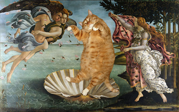 fat-cat-zarathustra-classical-paintings-svetlana-petrova-13