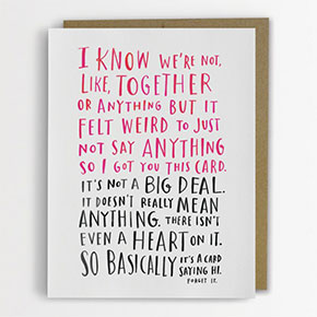 Empathy cards for seriously ill people created by cancer survivor beautifully awkward greeting cards by emily mcdowell m4hsunfo