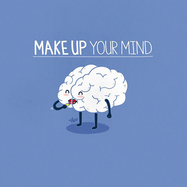 Everyday Sayings Turned Into Clever Illustrations By ...