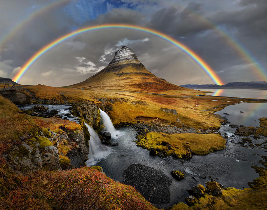 Photographic Proofs That Iceland Is A Miracle Of Nature - 15 fantasy landscapes entirely made from food