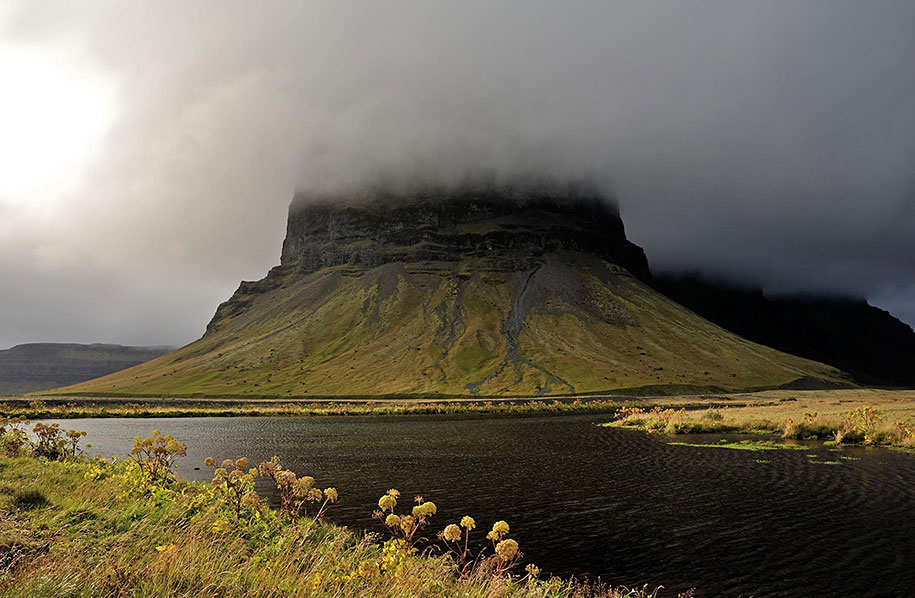 gullfoss islandia