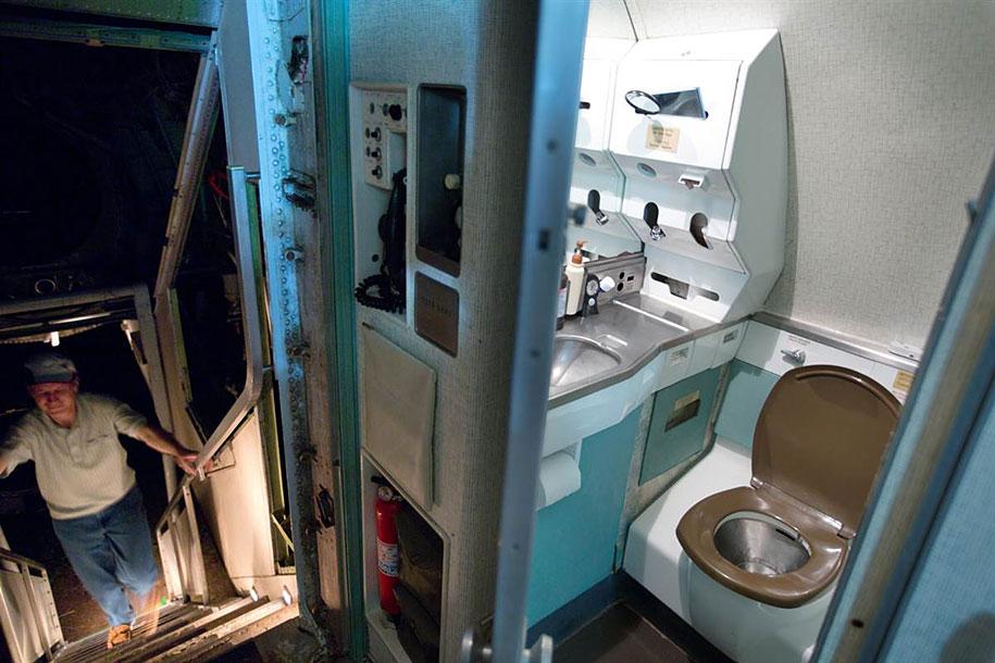 eski boeing-727-geri dönüşümlü-düzlem-ev-bruce-Campbell-10