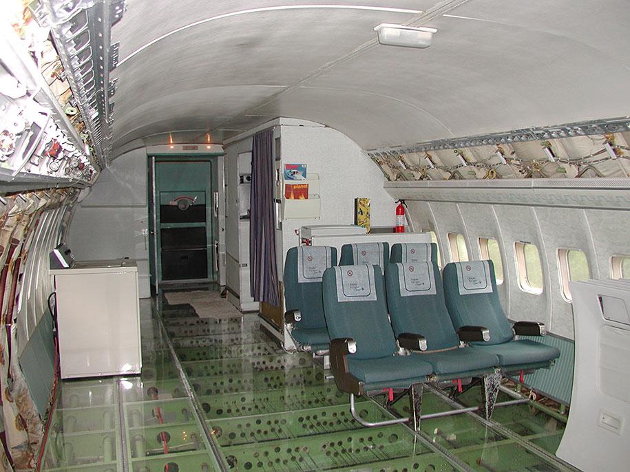 eski boeing-727-geri dönüşümlü-düzlem-ev-bruce-Campbell-14