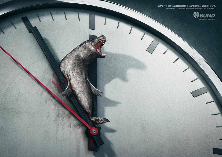 Super Creative Print Ads Starring Animals - Creative Animal Ads