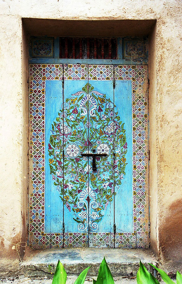 25 Of The Most Beautiful Doors Around The World
