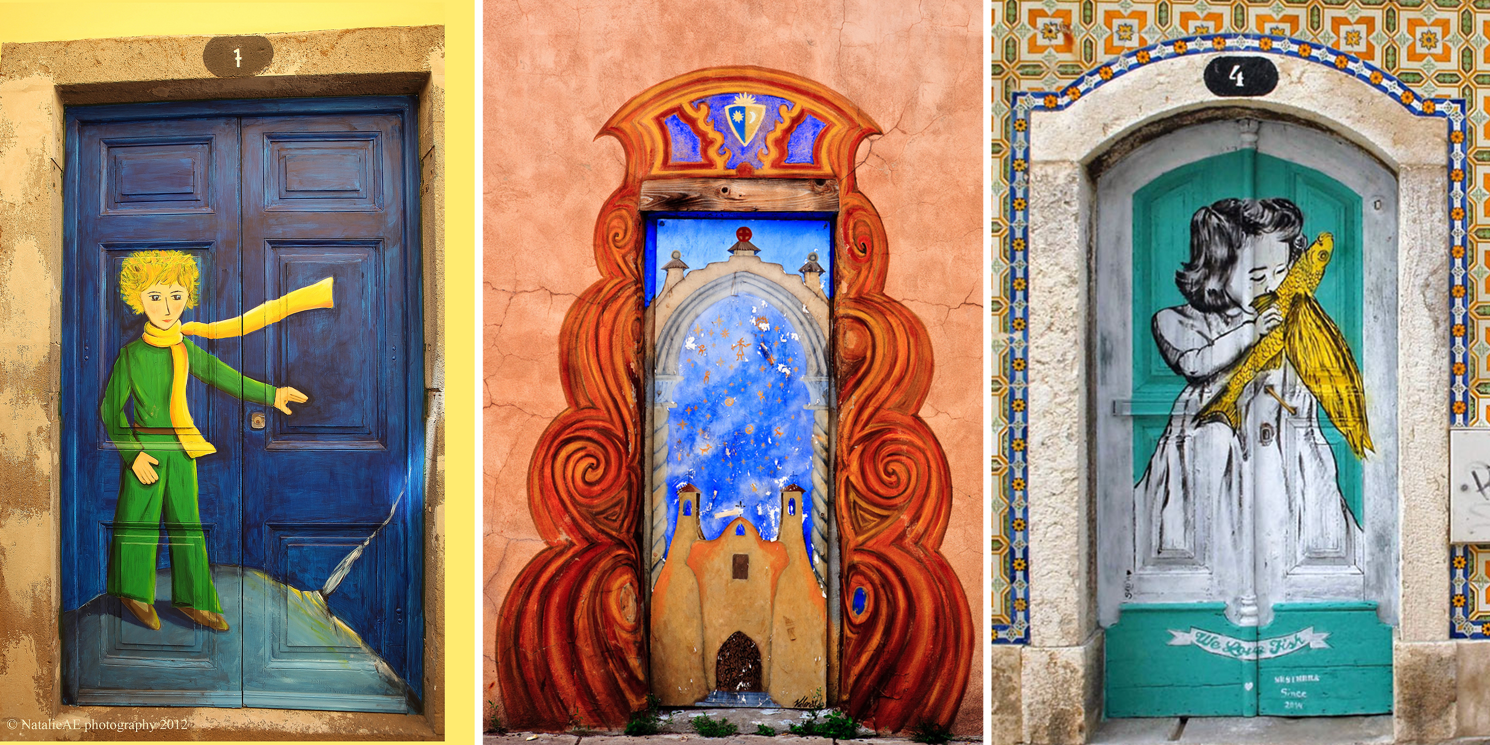 & 25 Of The Most Beautiful Doors Around The World