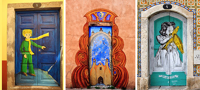 25 Of The Most Beautiful Doors Around The World Demilked