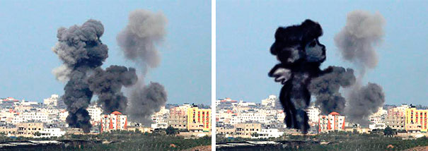 palestine-israel-rocket-strike-smoke-pareidolia-art-10
