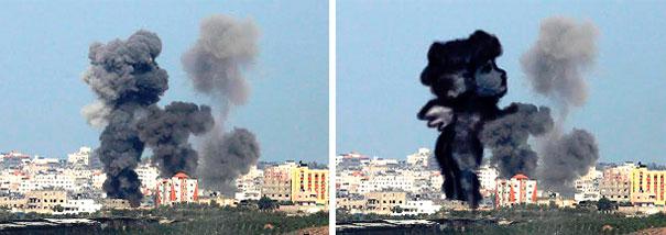 palestine-israel-rocket-strike-smoke-pareidolia-art-10