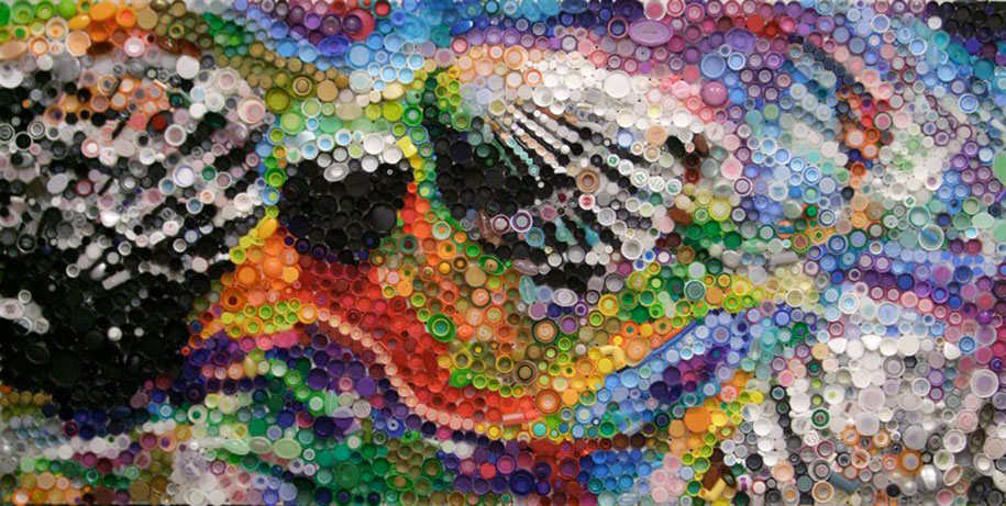 plastic-bottle-cap-art-mary-ellen-croteau-13