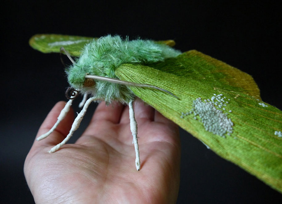 textile-art-fabric-sculptures-insects-moths-butterflies-yumi-okita-7