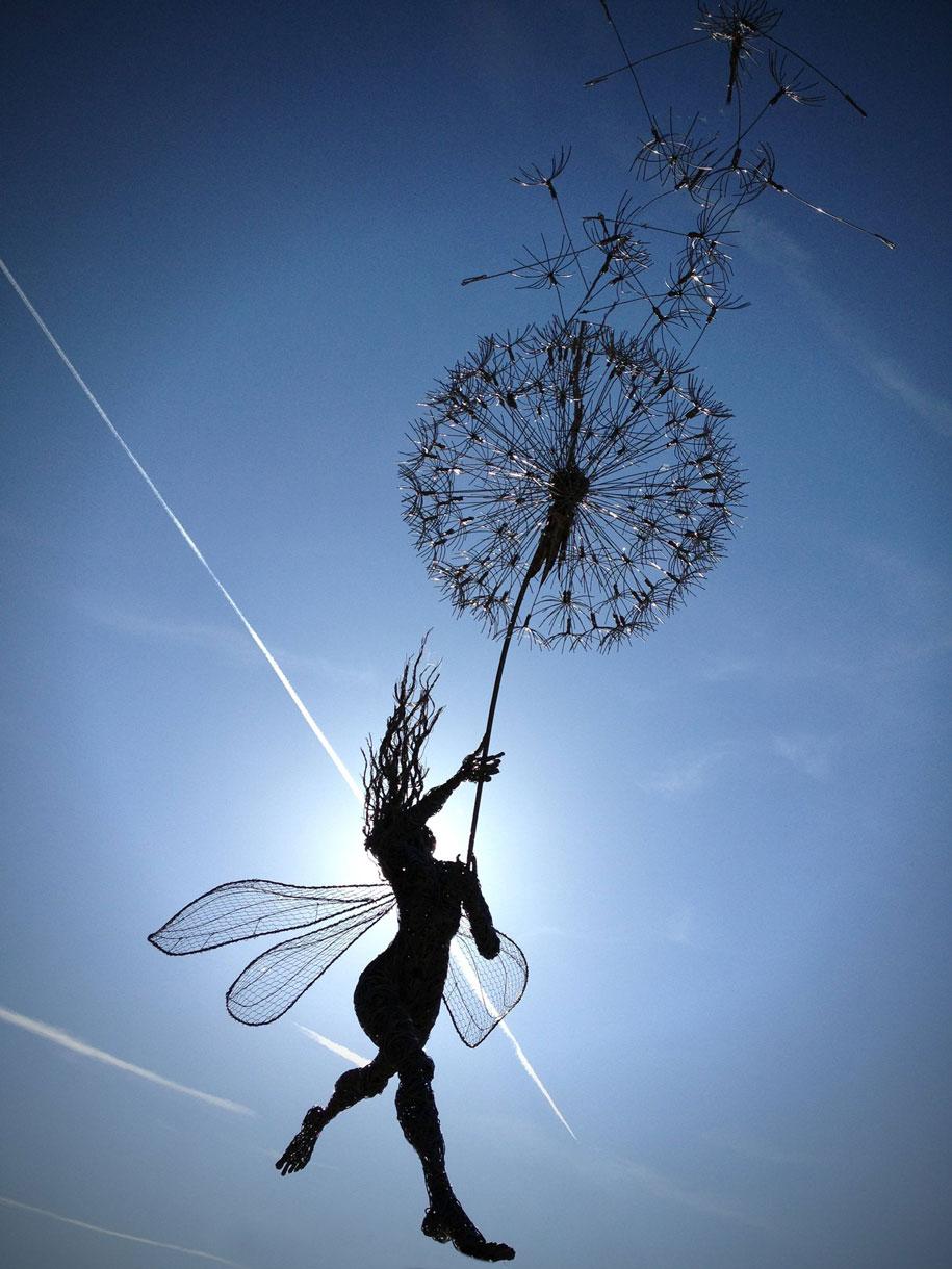 wire-fairy-dandelion-sculptures-fantasywire-robin-wight-5