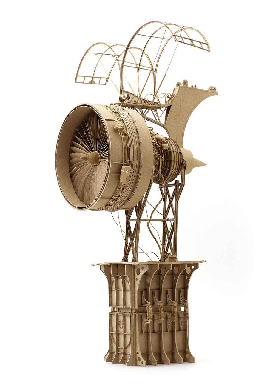 flying machine sculpture for - photo #1