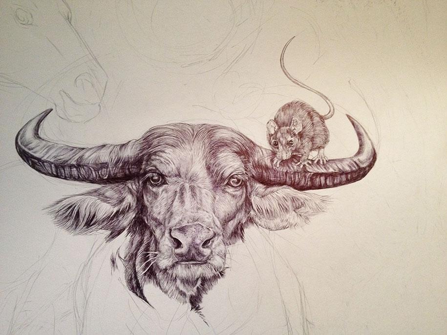 chinese-zodiac-animals-giant-drawing-casterlyrock-savannah-burgess-3