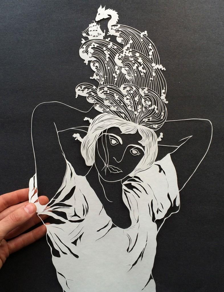 Cutting a figure fashioning black portraiture 13