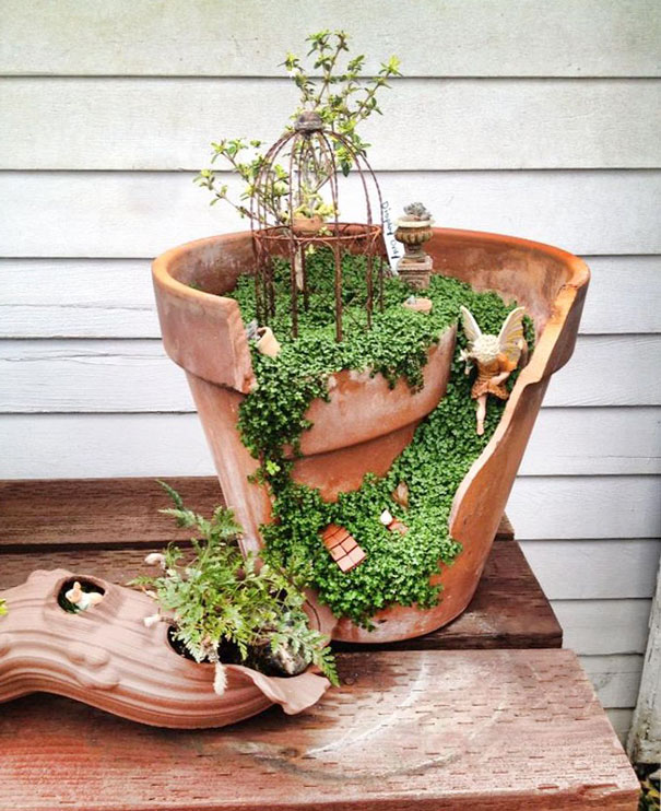 diy-broken-pot-fairy-garden-13