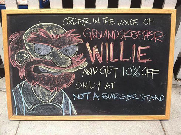 Restaurant Gives Discount If You Order In Voice Of Famous