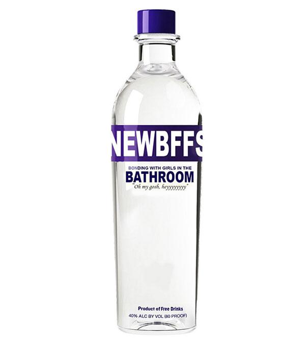 Brutally Honest Liquor Bottle Labels
