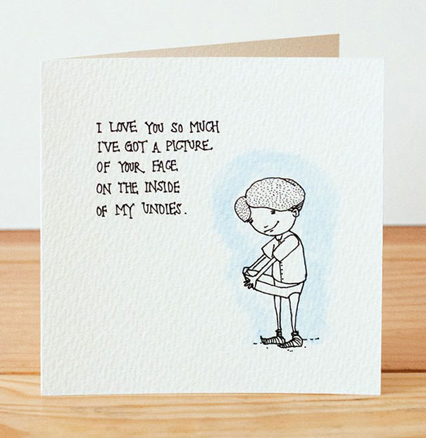24 love cards to say i love you in a twisted way funny love confession greeting cards 11 m4hsunfo